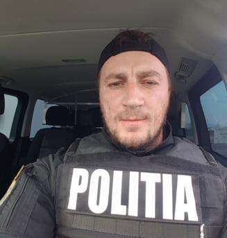 """Politistul Marian Godina, asaltat de blesteme dupa ce a scris despre pelerinajul de la Iasi: """"Sfanta Parascheva sa te zguduie din temelie"""""""