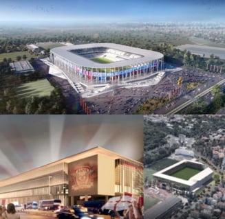 Polivalenta Gabrielei Firea, mai scumpa decat cele trei stadioane construite pentru Euro 2020 la un loc!