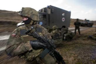 Polonezii, balticii si scandinavii strang randurile si se inarmeaza