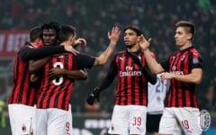 Polonezul Piatek doboara record dupa record in tricoul lui AC Milan