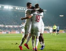 Polonezul Piatek intra la 23 de ani in cartea de istorie a lui AC Milan