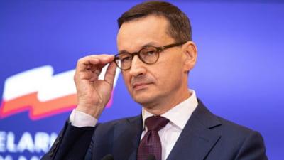 """Polonia a acuzat Belarusul de """"asalt organizat"""" asupra frontierelor sale, după descoperirea la graniţă a patru cadavre"""