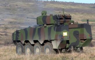 Polonia depaseste spectaculos Romania la dotarile cu armament