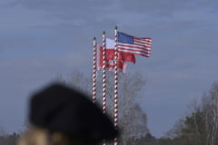 Polonia vrea inca o baza militara americana, dar nu este pentru retragerea trupelor SUA din Germania