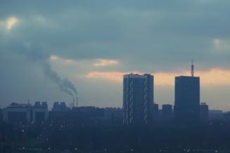 Poluare in Bucuresti. Echipe ale Garzii Nationale de Mediu sunt pe teren si fac verificari