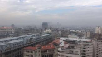 Poluarea a explodat in Bucuresti si Ilfov, in noaptea de duminica spre luni. Ce s-a intamplat la marginea Capitalei