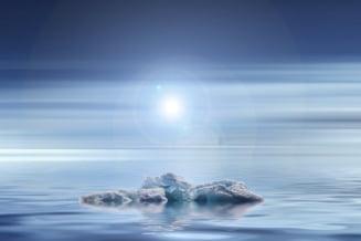 Polul Nord se topeste, in timp ce Europa ingheata: A fost si cu 30 de grade mai cald decat ar fi trebuit in aceasta perioada