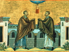 Pomenirea Mortilor: Sfintii doctori fara de arginti Cosma si Damian