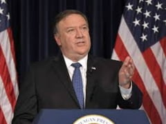 Pompeo: SUA vor eticheta exporturile coloniilor israeliene din Cisiordania ocupata ca provenind din Israel