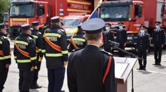 Pompier din cadrul ISU Olt, confirmat cu virusul SARS-CoV-2