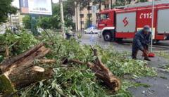 Pompierii, pregatiti sa intervina, dupa ce meteorologii au anuntat furtuni pe litoral