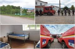 """Pompierii covasneni au """"casa"""" si la Baraolt"""