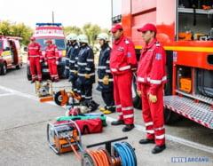 Pompierii selecteaza din nou personal