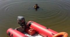 Pompierii tulceni au gasit in apele Dunarii un barbat dat disparut