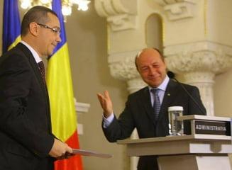 Ponta - Basescu, razboiul pentru SUA (Opinii)
