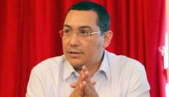 """Ponta: """"Legea salarizarii bugetarilor, finalizata dupa promulgarea Codului Fiscal"""""""