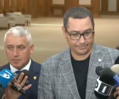 """Ponta: """"Nu votam Guvernul, nici vorba de asa ceva"""". Ce oferta face PSD"""