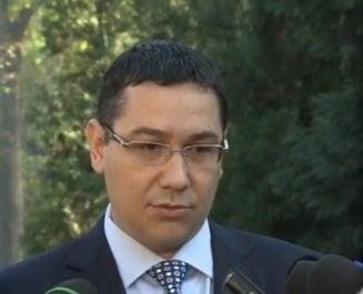 Ponta: 2015 nu este un reper batut in cuie pentru euro