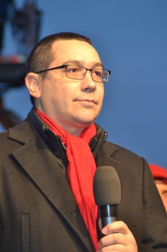 Ponta: 49% candidez la presedintie. As nominaliza un liberal pentru premier