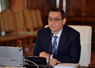 Ponta: 60.000 de posturi din administratie, desfiintate