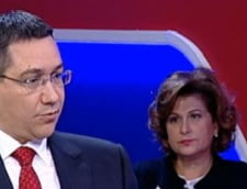 Ponta: A fost ultima data cand am lovit o persoana de sex feminin