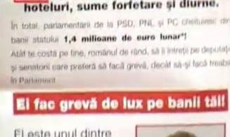 """Ponta: Afisele PDL contra grevei """"de lux"""" a USL ne vor ajuta foarte mult"""