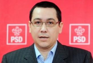 Ponta: Alegerile partiale, un test in care am vazut mizeria actualei puteri (Video)