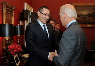 Ponta: Am obtinut un credit de un miliard de dolari anual de la Banca Mondiala