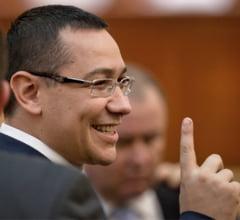 Ponta: Am trimis proiectul Rosia Montana la Parlament ca sa nu fim dati in judecata