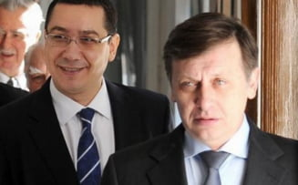 Ponta: Antonescu s-a sinucis, asa cum i-a cerut Mircea Badea