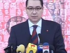 "Ponta: Ar trebui sa spun si eu ""Sa iti fie rusine, Dinu Patriciu!"""