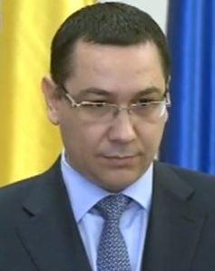 Ponta: As lucra foarte bine cu un presedinte ca Tariceanu
