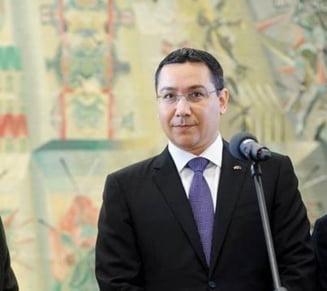 Ponta: Atmosfera de la Cotroceni e de sfarsit de regim. Toata lumea isi strangea bagajele