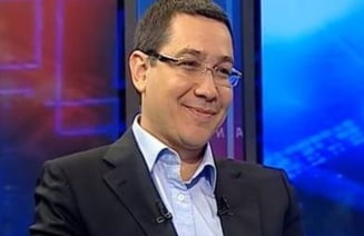 Ponta: Au fost presiuni extraordinare din extern pentru acceptarea pragului la referendum