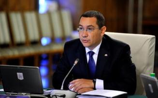 Ponta: Autoritatile locale au primit 1,1 miliarde lei la rectificare