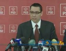 Ponta: Avem nevoie de 4 voturi pentru a trece motiunea