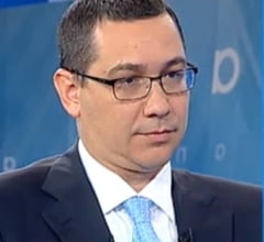 Ponta: Bag mana in foc pentru Ioan Rus