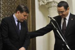 Ponta: Basescu, implicat in retragerea lui Antonescu. Nu stiu daca e definitiva