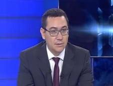 Ponta: Basescu a facut un test la CSAT, a vrut sa mute Guvernul
