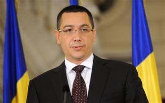 Ponta: Basescu a fost ofiter al Securitatii. E unul dintre motivele pentru care nu l-am votat
