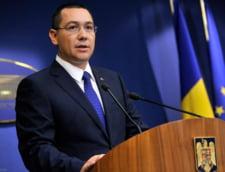 Ponta: Basescu a preluat acuzatiile lui Valer Marian, ca sunt homosexual si mi-am ucis tatal