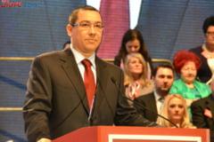 Ponta: Basescu e foarte lacom si are o abordare idioata. Respinge legile sa le faca rau romanilor