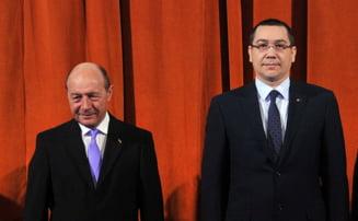 Ponta: Basescu e o epava umana si politica, provine dintr-o familie de infractori