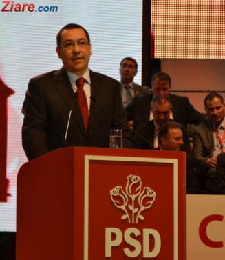 Ponta: Basescu nu a facut nimic pentru caini, nici ca primar, nici ca presedinte (Video)
