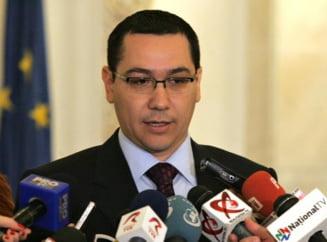 Ponta: Batalia adevarata cu Federatia Rusa nu va fi cu arme conventionale, ci cu energie