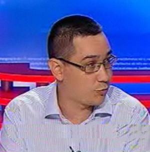 Ponta: Berceanu a fost pacalit de ziaristi