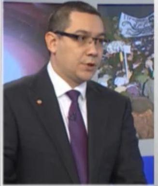 Ponta: Boc nu are nicio solutie pentru romani
