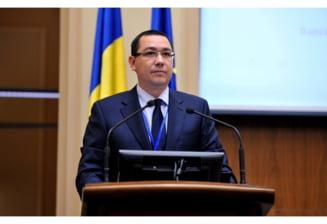 Ponta: Bugetul a fost o ambitie a presedintelui, vrea sa fie seful Opozitiei