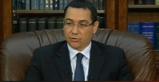 Ponta: CCR poate da marti o decizie in cazul referendumului, daca nu vrea actualizarea listelor