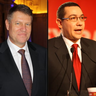 Ponta: Cand ma suna presedintele Romaniei Dan Mihalache nu raspund
